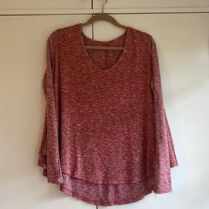 Free people size S sweater top